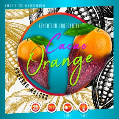 Cacao Orange Mandarine Bio & éthique
